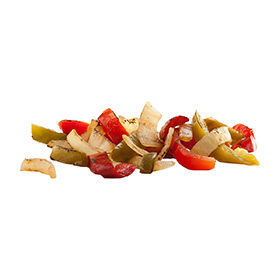 Flame-Roasted Unseasoned Peppers & Onions Blend