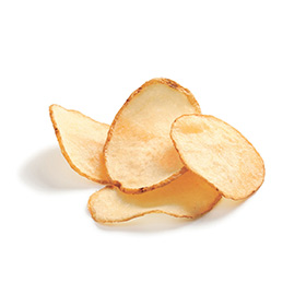 Sea Salt Chips, Skin On