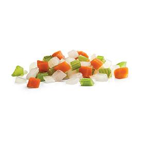 Mirepoix Vegetable Blend
