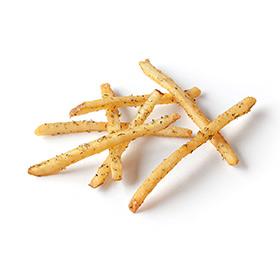 Rosemary Julienne Cut Fries, Skin On