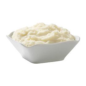 Plain Mashed Potatoes