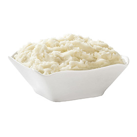 Home Cooked Mashed Potatoes