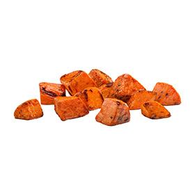 Roasted Maple Sweet Potatoes