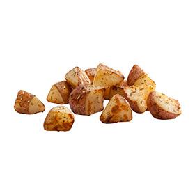 Roasted Rosemary Redskin Potatoes